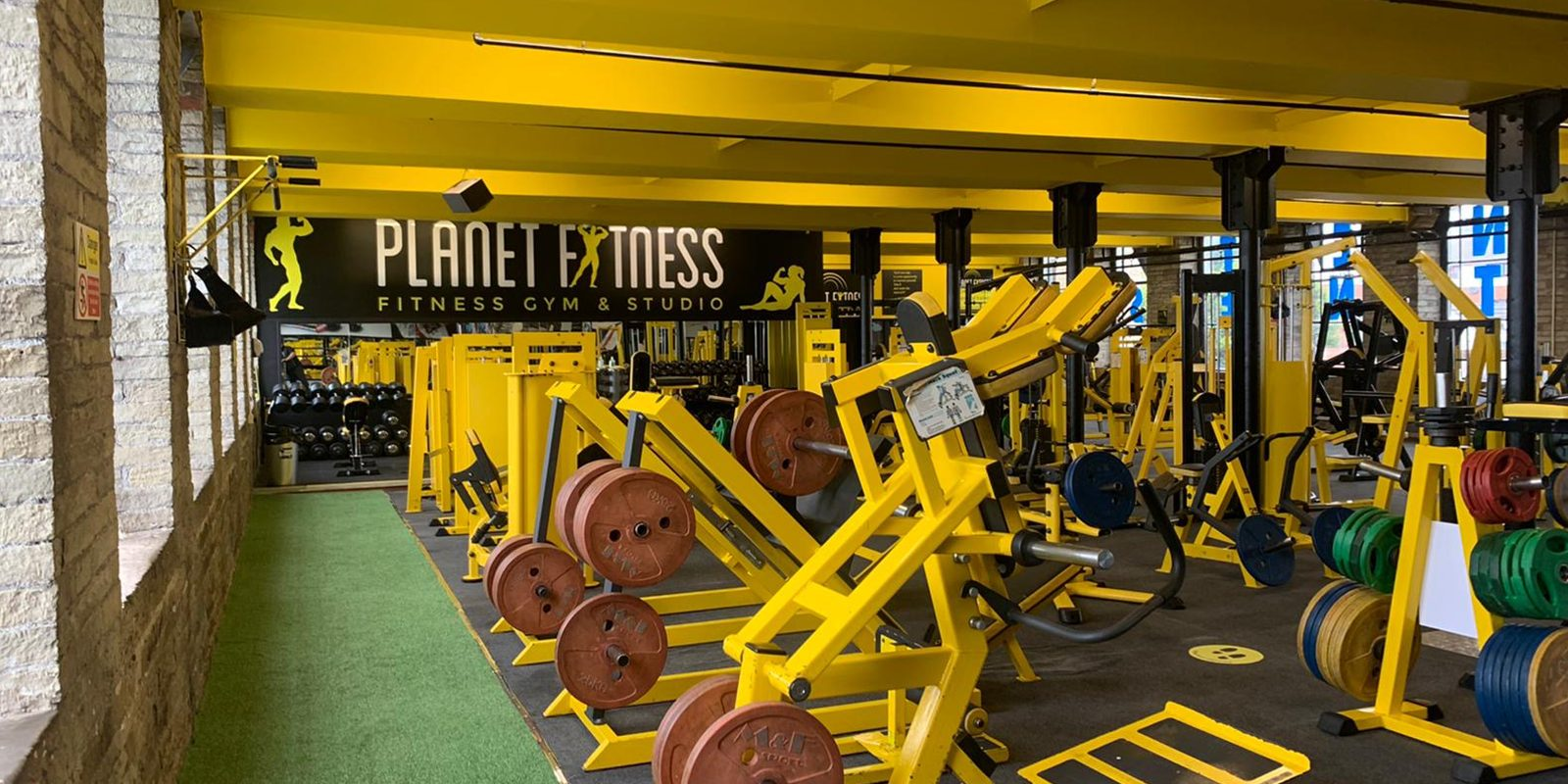 Best Gyms In Bradford No Contracts No Direct Debits Planet Fitness